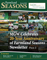 Summer 2016 Seasons Newsletter