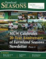 Summer 2016 Seasons Newsletter