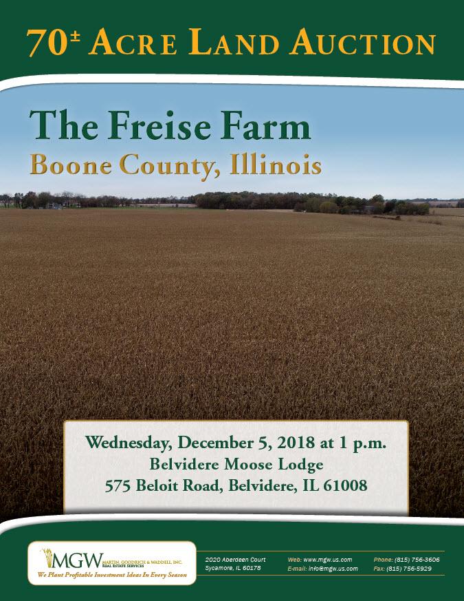 The Freise Farm